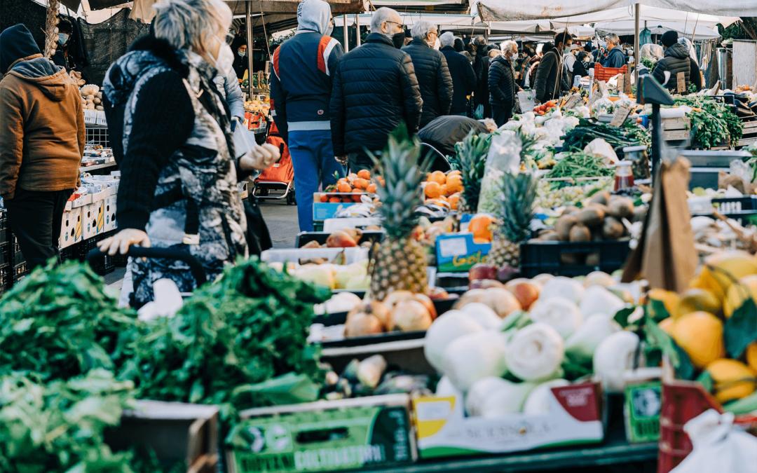 Covid-19 and Farmers Markets
