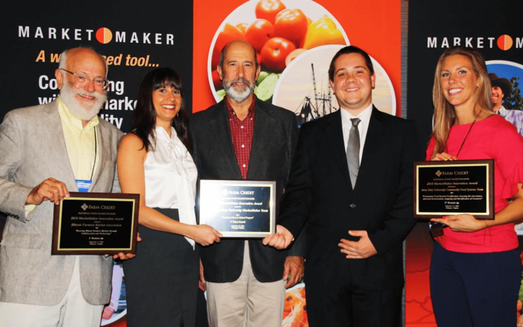 ILFMA First-Runner Up For 2018 Farm Credit-Sponsored MarketMaker Innovation Awards