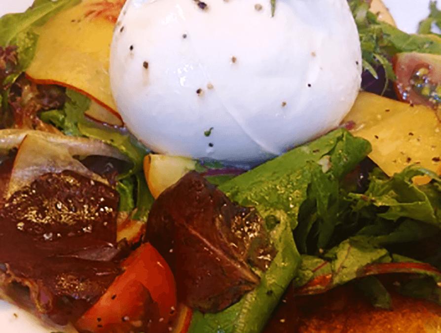 Burrata Salad
