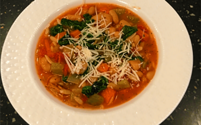 Minestrone Soup, Natural Awakenings Chicago