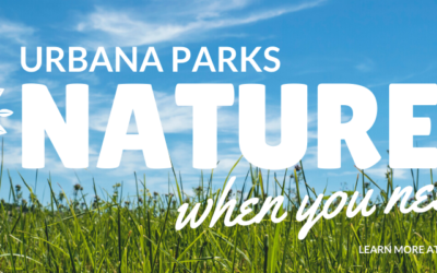 Urbana Parks Offer Meaningful Interaction With Nature
