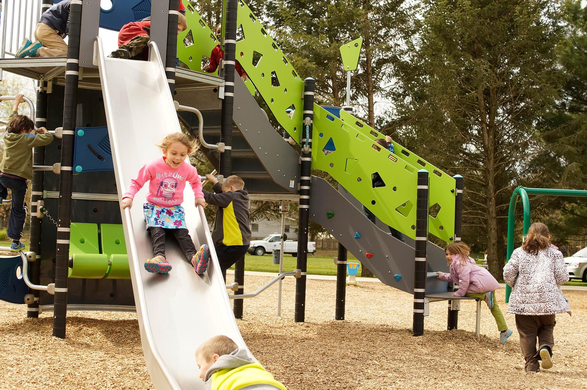 Urbana Park Playground