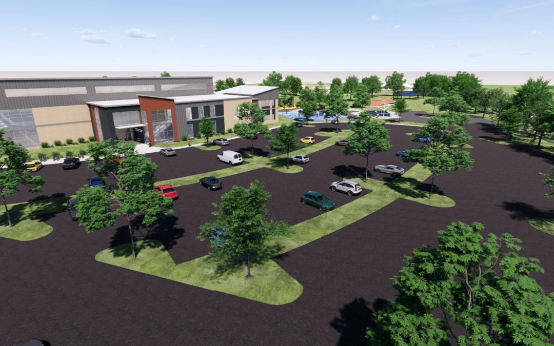 Urbana Parks Foundation announces $5.3 million fundraising campaign to construct a Health & Wellness Facility